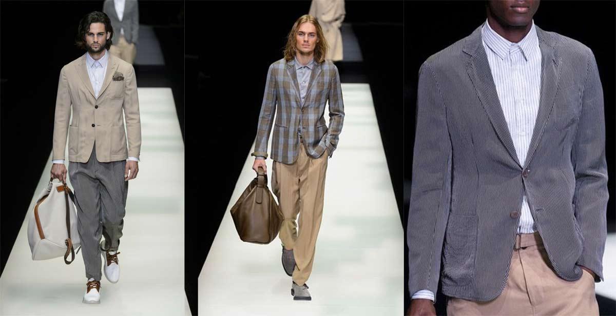 Abbigliamento Ufficio Uomo : Aria di pimavera tendenze e consiglli di stile per l uomo di