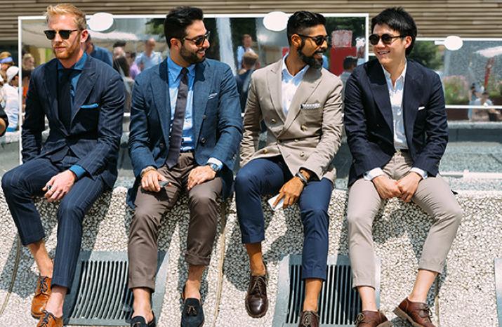 Aria di pimavera, tendenze e consiglli di stile per l'uomo di classe