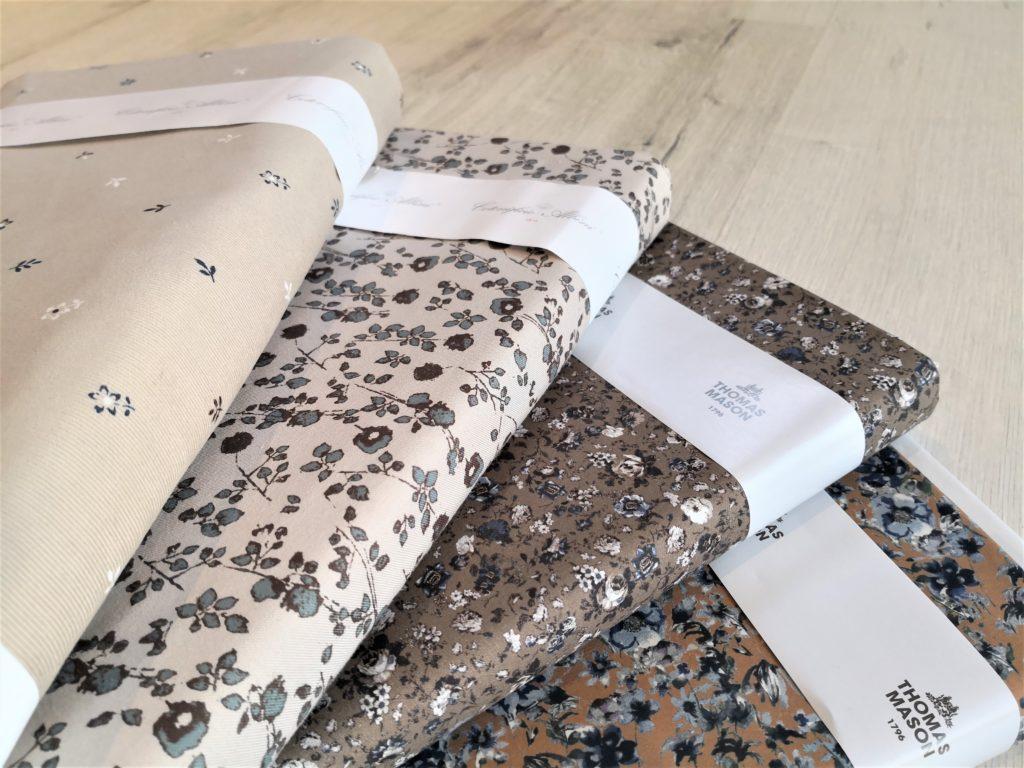 tessuti camicia su misura tonalità beige