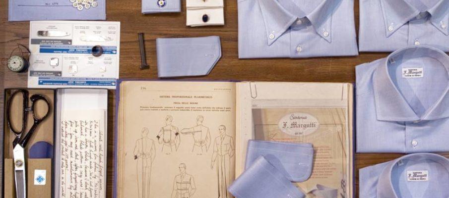 Alcuni dei particolari che incidono sul prezzo di una camicia su misura