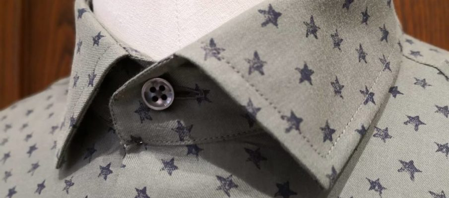 Quale colletto scegliere per la camicia su misura? Ogni look ha il proprio collo!