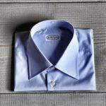 collo per camicia su misura classico spread