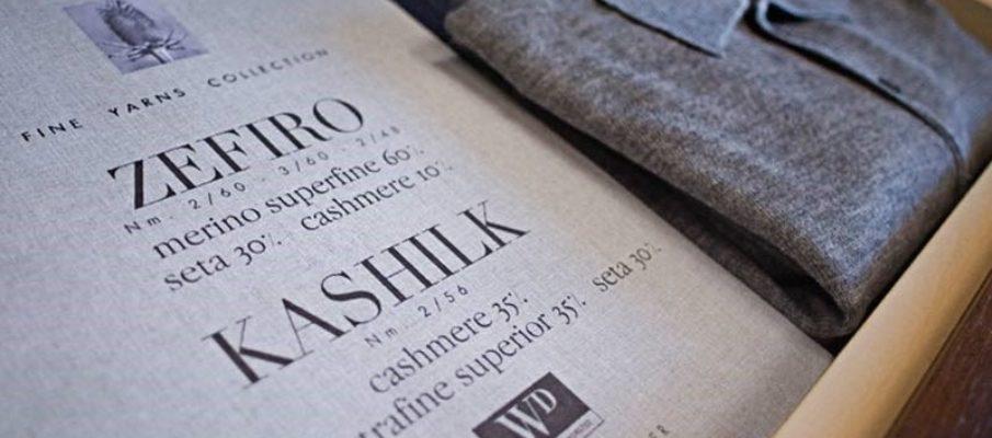 maglia di cashmere