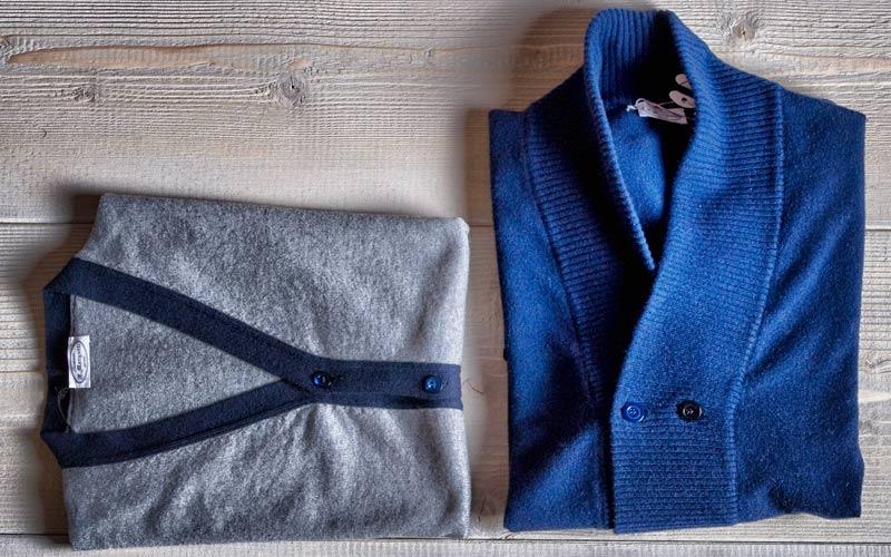 due maglioni di cashmere
