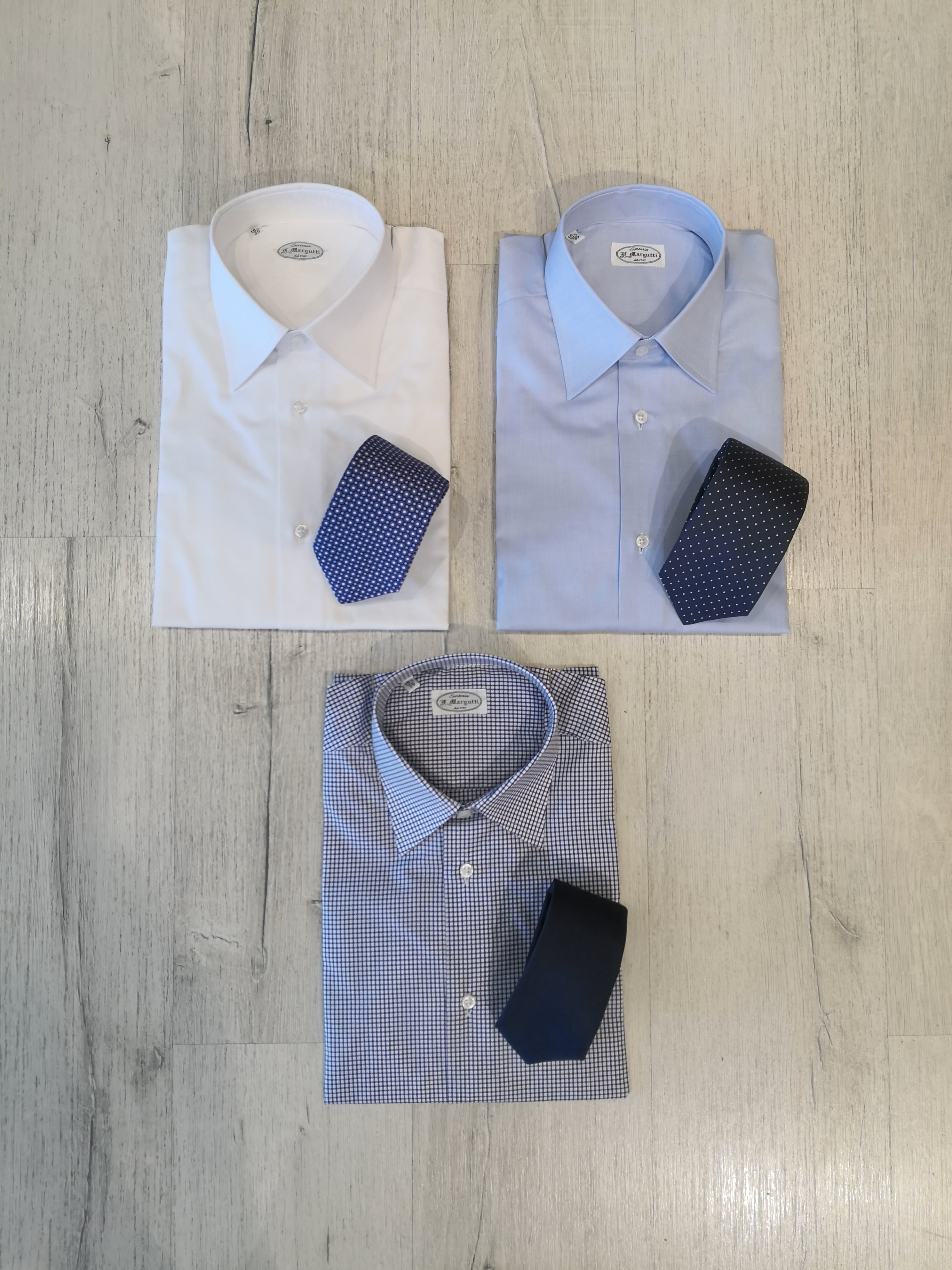 Camicie Margutti per l'ufficio