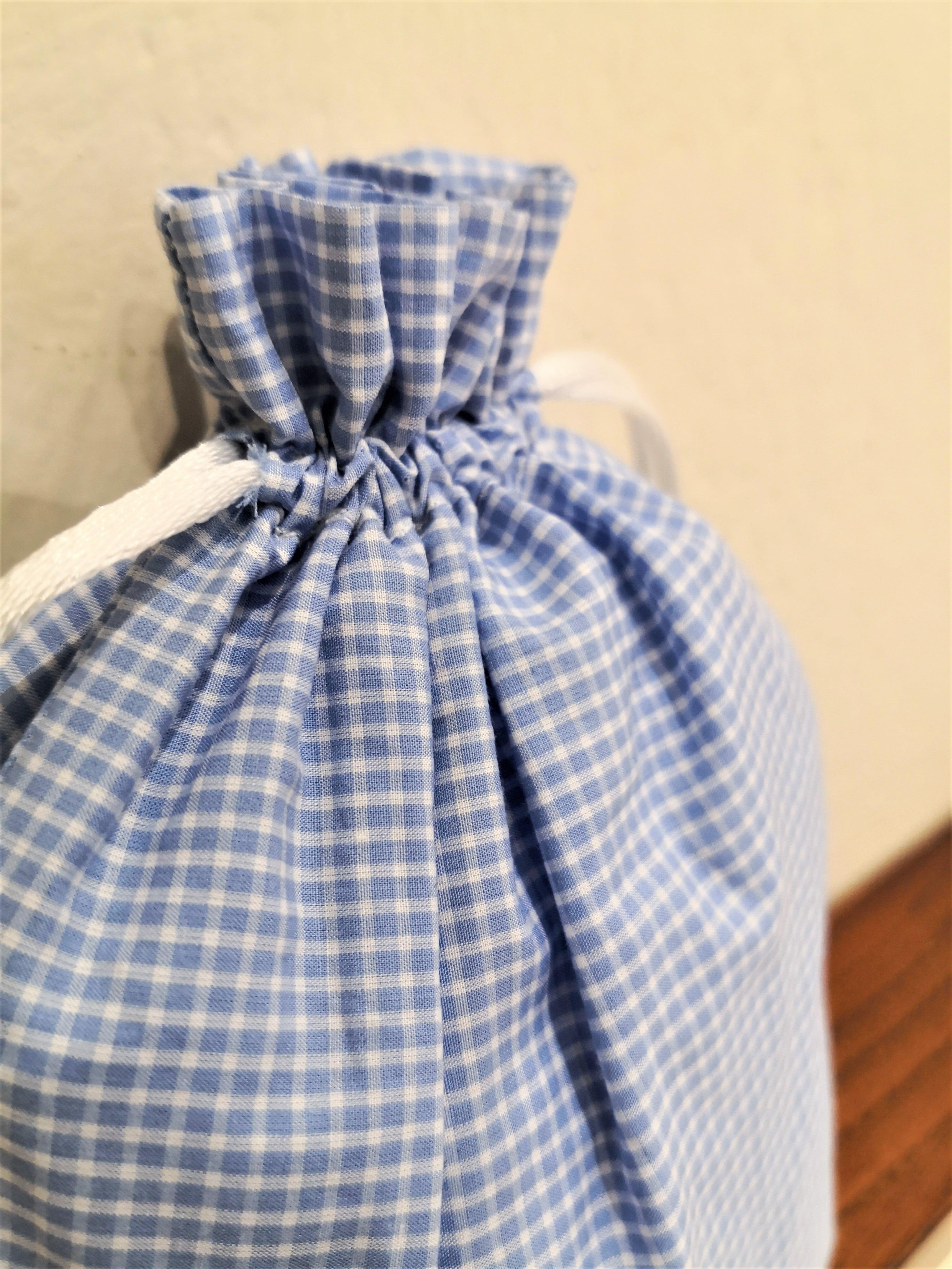Sacchetto boxer in tessuto a quadri