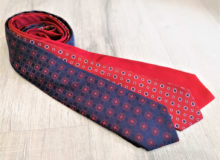 Cravatte in rosso