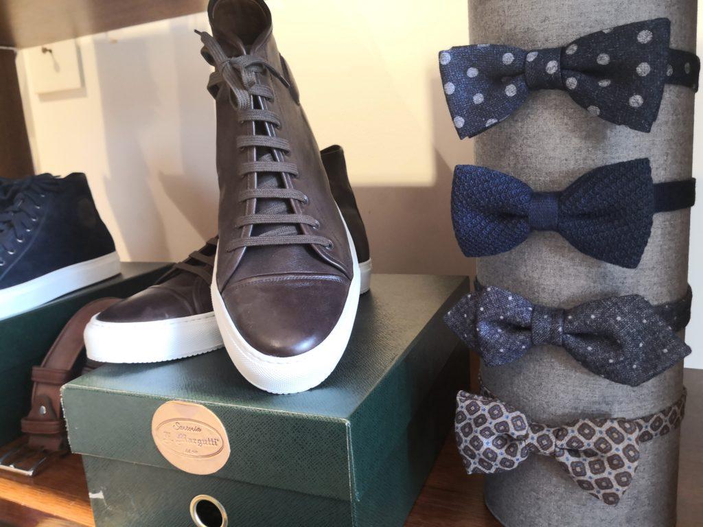 Sneakers in pelle Margutti