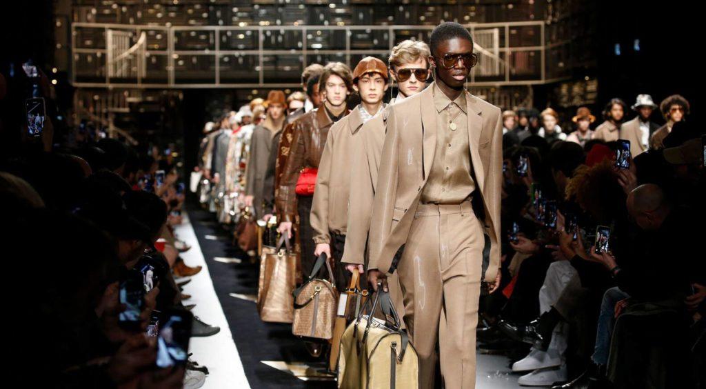 Sfilate uomo Milano Fashion Week