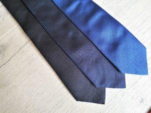 cravatte blu